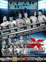 XFC 23 - Louisville Slugfest | Kentucky International...
