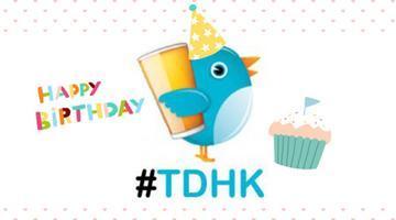#TDHK 2nd Anniversary Party