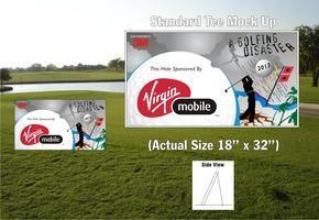 "HBUMC ""A Golfing Disaster"" Sponsorship (Credit Card)"