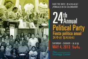 The Strategy Center's 24th Annual Political Party!...