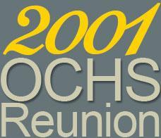 2001 OCHS Class Reunion
