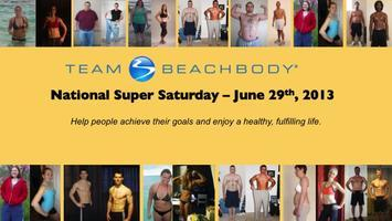 June 29th - BeachBody National Super Saturday