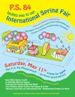 PS 84 International Spring Fair