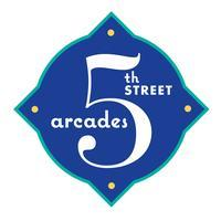 Celebration at the 5th Street Arcades!