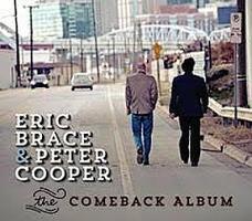 Peter Cooper & Eric Brace - CD Release Show
