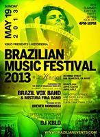 SF'S BRAZILIAN MUSIC FESTIVAL 2013
