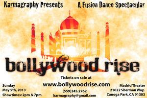 Bollywood Rise Post-Show Reception