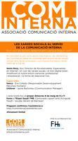 Las redes sociales al servicio de la Comunicación...