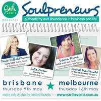 Earth Events Presents Soulpreneurs featuring Denise...