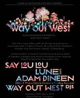 Gothenburg Presents...Way Out West