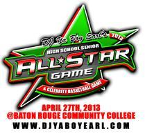 DJ Ya Boy Earl's HS Allstar and Celebrity Basketball...