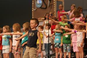 2013 Children's Ministry Summer Music Camp