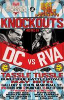 Knockouts: the DC/RVA Tassel Tussle!