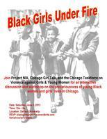 Black Girls Under Fire