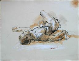 Figure Drawing (Intermediate Level)   Instructor:...