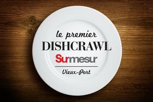 Dishcrawl Surmesur