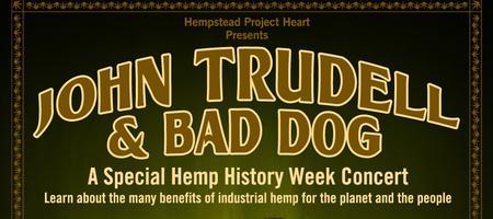 John Trudel & Bad Dog @ The Sunflower Center