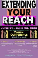 "DBC A.R.M.Y. Youth Conference:   ""Extending Your..."