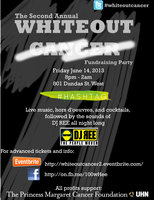 Second Annual Whiteout Cancer Fundraising Party