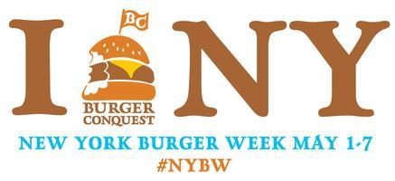 2nd Annual NY Burger Crawl - NY Burger Week