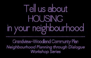 Neighbourhood Planning through Dialogue: Housing