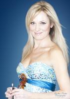 Violinist Katia Popov in Recital