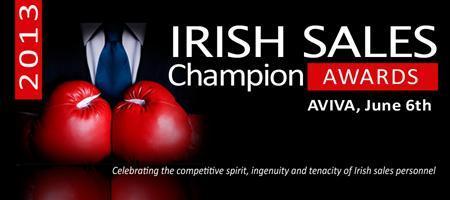 Irish Sales Champion Awards