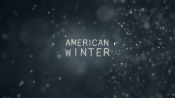 """""""American Winter"""" Film Screening and Q & A with..."""