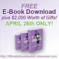 Fit, Fine & Fabulous Book Launch - plus bonus gifts by...