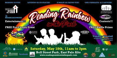 Third Annual Reading Rainbow in the Park, East Palo...