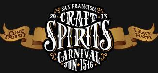 San Francisco Craft Spirits Carnival  - June 15 & 16...