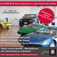 InstaTER @ Museo Lamborghini a Sant'Agata Bolognese