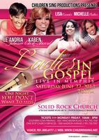 LADIES IN GOSPEL VIP SEATING