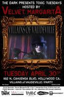 The Villains Of Vaudeville Debut Album Release Party