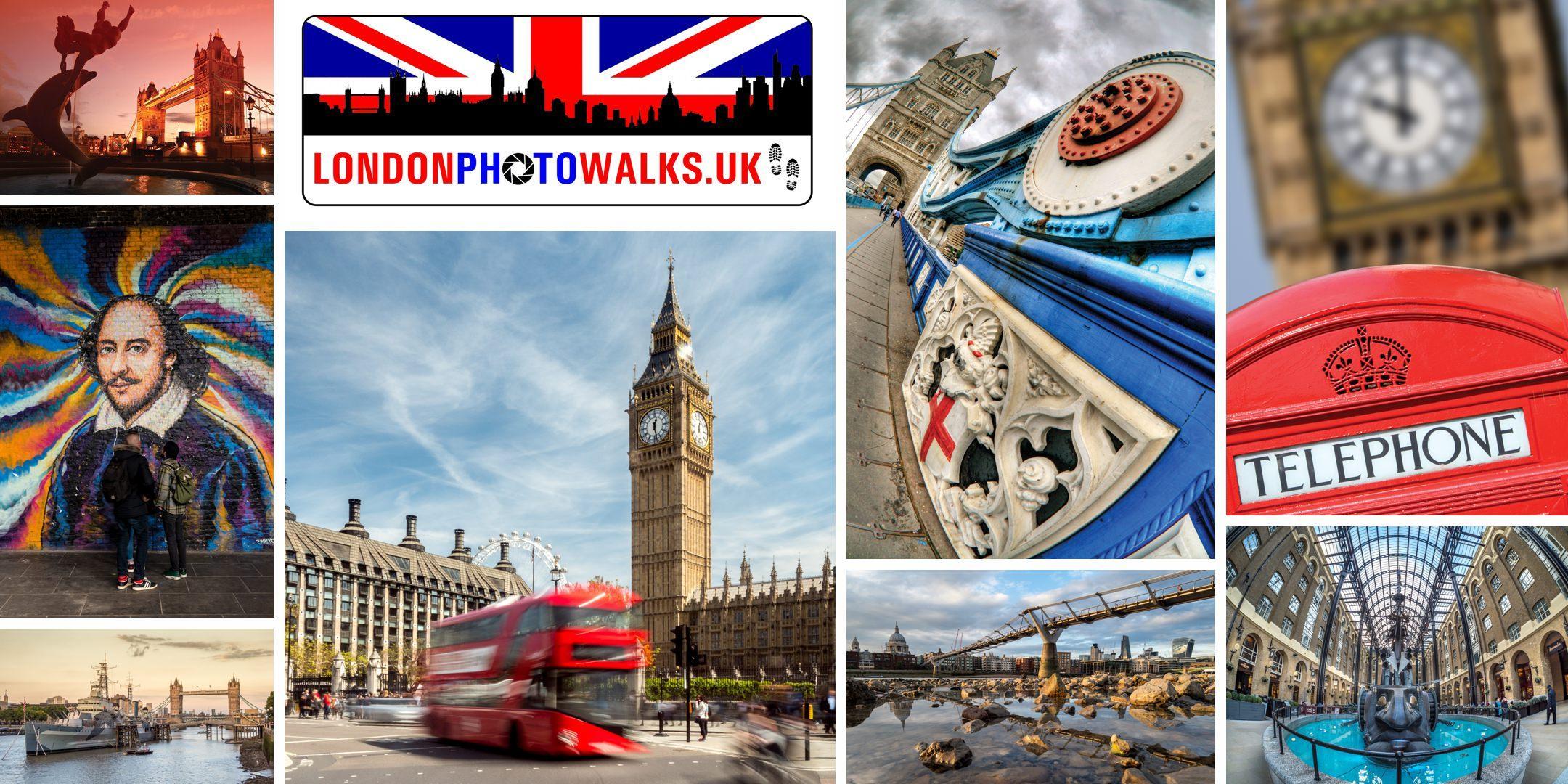 The London South Bank Photo Walk
