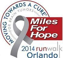 Moving Toward a Cure 5K Brain Tumor Run - Orlando 2014