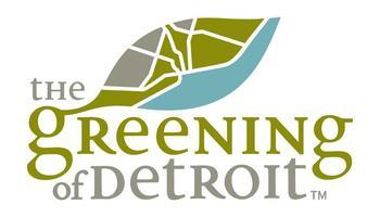 WDET Community Tree Planting with The Greening of Detroit