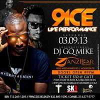 GON GON ASO MASTER 9ICE  PERFORMING LIVE @ ZANZIBAR HOUSTON...