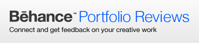 Behance Portfolio Review at Adobe