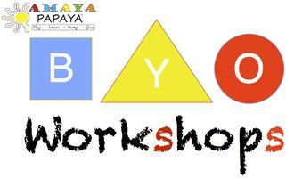 BYO Workshop: Tie Dye Shirts
