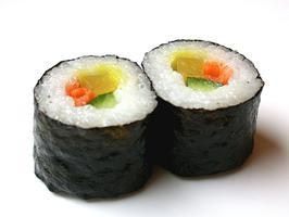 Sushi Class for Kids!