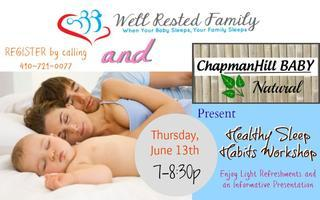 Healthy Sleep Habits: Becoming a Well-Rested Family