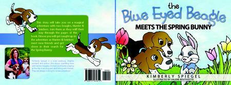 "Online Book Sale: ""The Blue Eyed Beagle Meets The..."