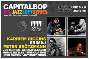 Karriem Riggins & ERIMAJ :: CapitalBop's D.C. Jazz...