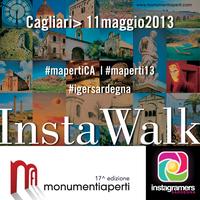 Instawalk per i Monumenti Aperti di Cagliari