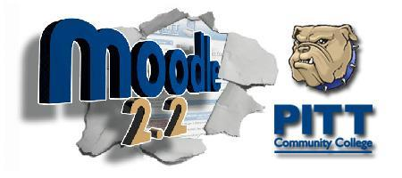Intro to Moodle Training (Summer 2013)