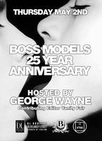 Boss Models 25th Year Anniversary Party