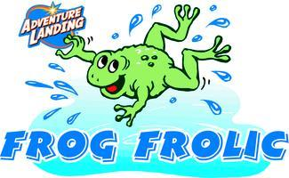 Frog Frolic at Adventure Landing