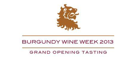 BURGUNDY WINE WEEK 2013