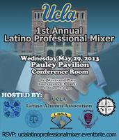 UCLA Latino Alumni Professional Mixer